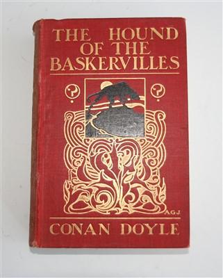 Lot 1001-DOYLE, Arthur Conan, The Hound of the...