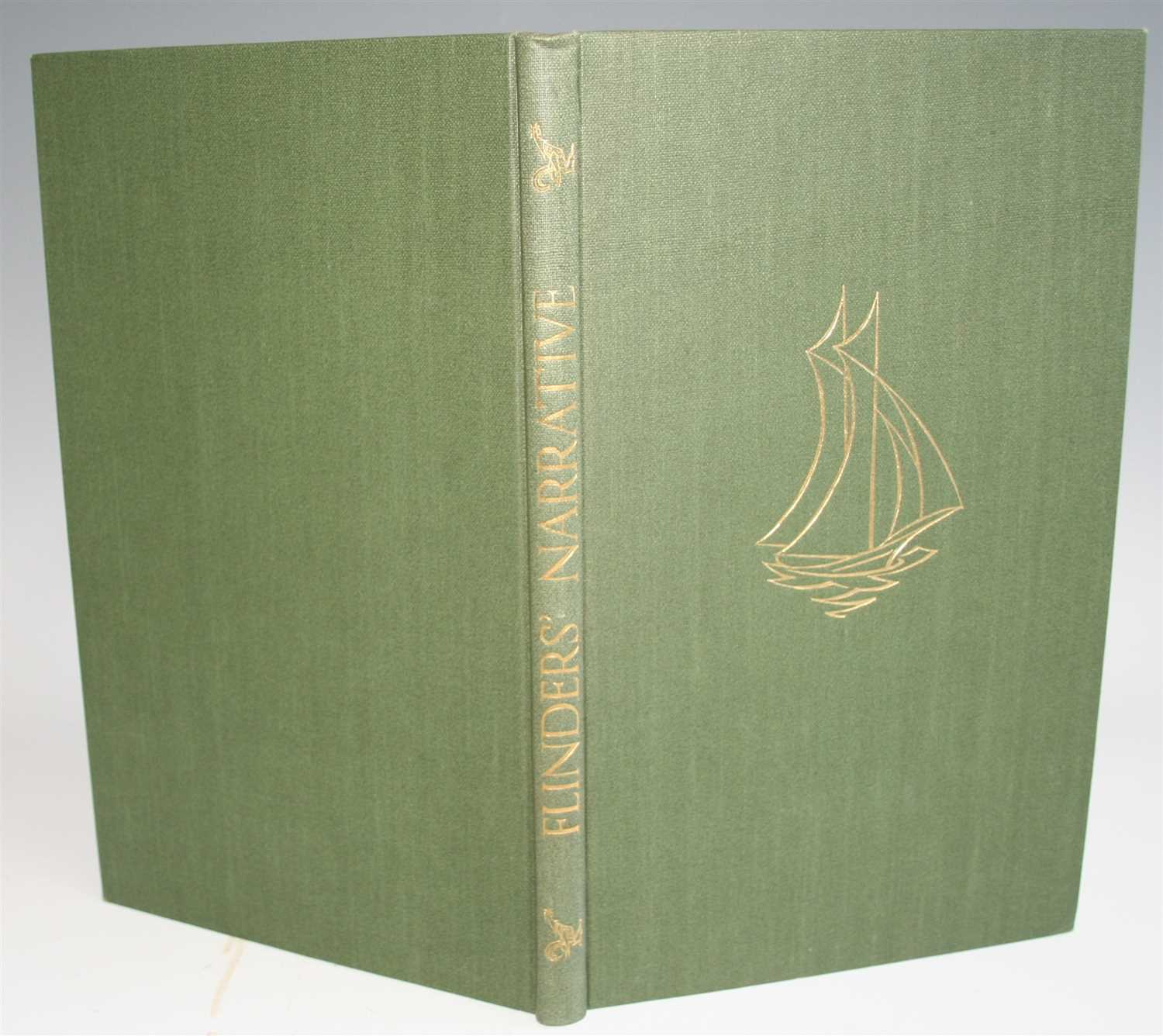 Lot 1006-RAWSON, Geoffrey, Matthew Flinders' Narrative…....