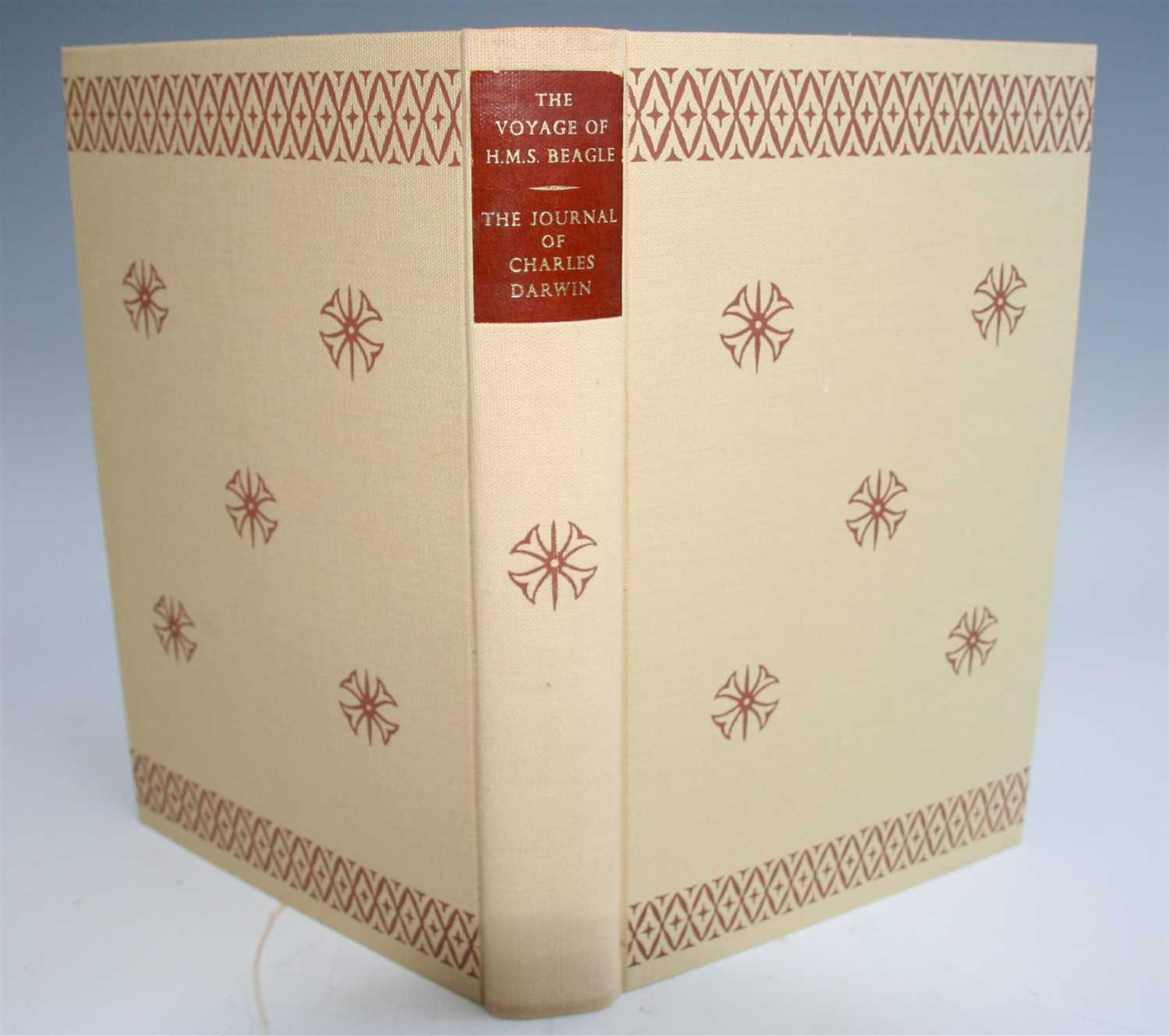 Lot 1008-DARWIN, Charles, Journals of Researches…… The...