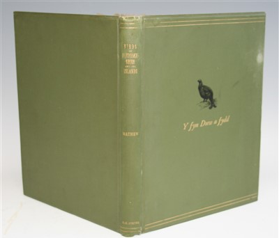 Lot 1013-MATHEW, Rev. Murray, A, The Birds of...