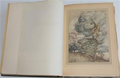 Lot 1015-FOUQUE, Friedrich De La Motte (illus Arthur...