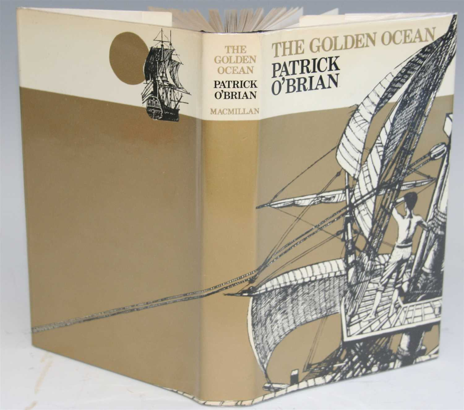 Lot 1016-O'BRIAN, Patrick. The Golden Ocean. Macmillan,...
