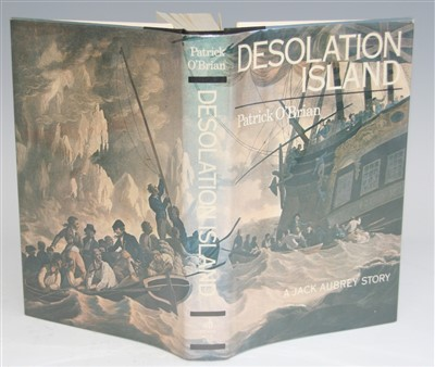 Lot 1018-O'BRIAN, Patrick. Desolation Island. Stein and...