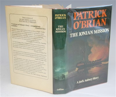 Lot 1019 - O'BRIAN, Patrick. The Ionian Mission. Collins,...