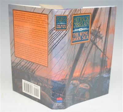 Lot 1022-O'BRIAN, Patrick. The Wine-Dark Sea. Harper...