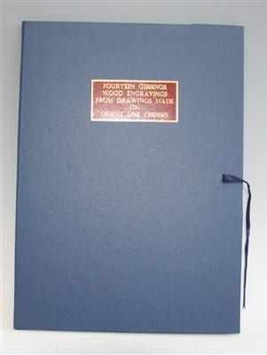 Lot 1029-GIBBINGS, Robert. Fourteen Wood Engravings...