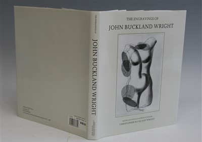 Lot 1030-BUCKLAND WRIGHT, Christopher. The Engravings...