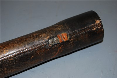 Lot 3-A George V swagger/walking stick