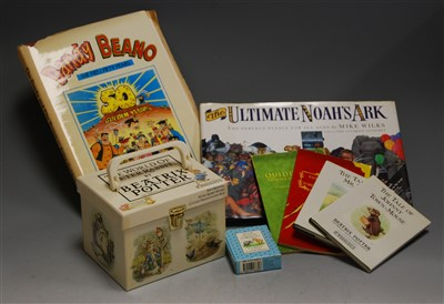 Lot 30-A small collection of childrens books, to...