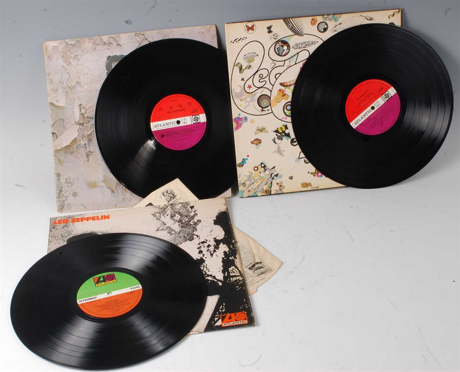 Lot 709 - Led Zeppelin
