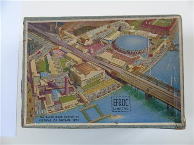 Lot 1-A collection of souvenirs and ephemera relating to the 1951 Festival of Britain