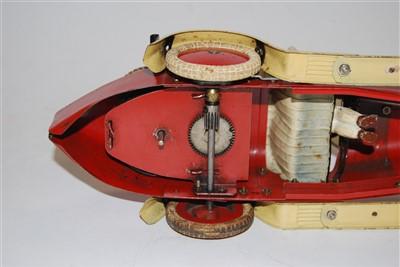 Lot 3181-A Meccano Car Constructor No. 2 comprising of red ...