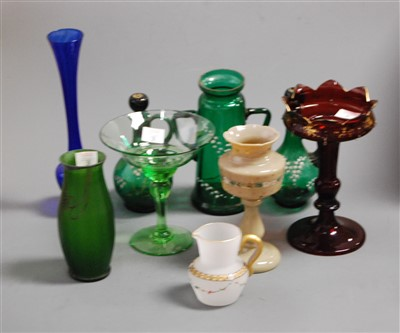 Lot 38 - A small collection of 19th century and later...