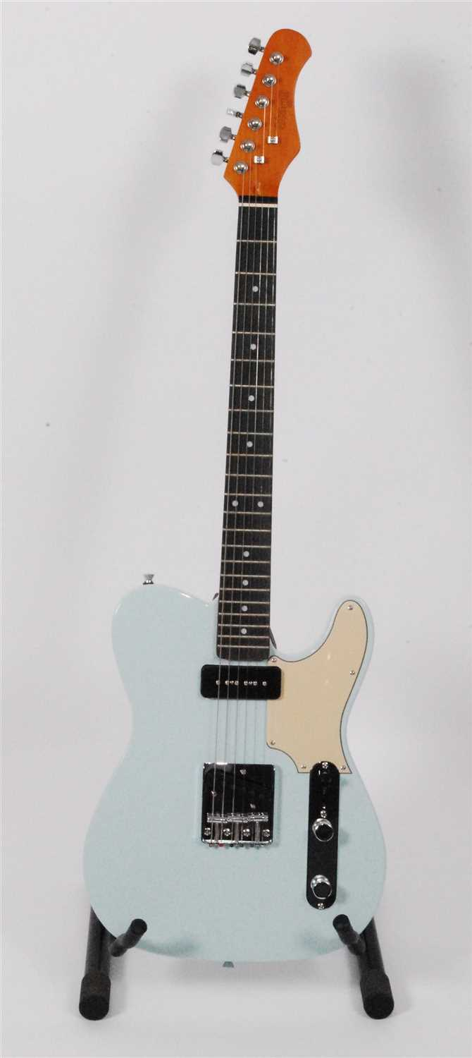 Lot 604-A Stagg Vintage T series electric guitar