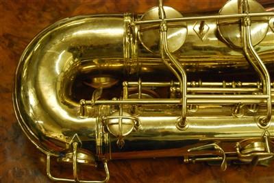 Lot 601-A Conn New Wonder Series II saxophone