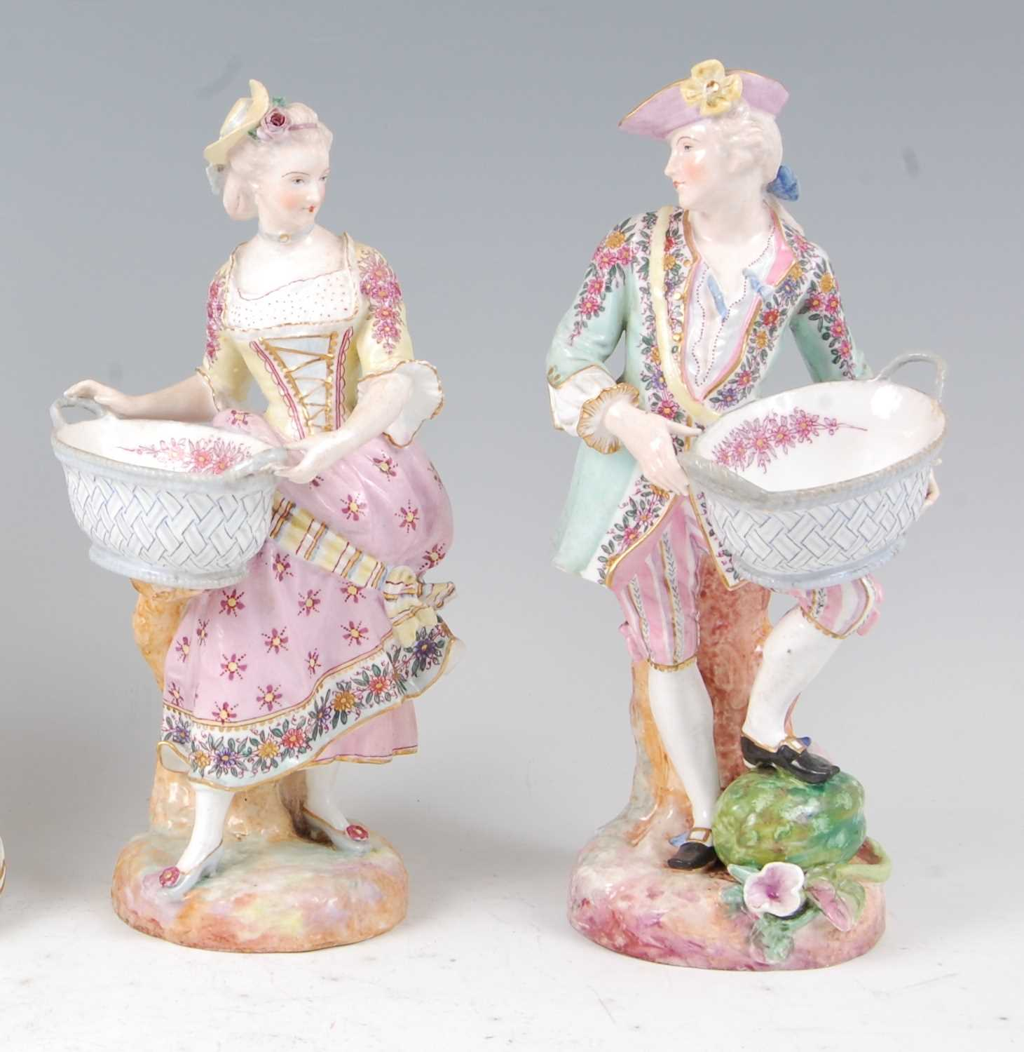 Lot 1016-A pair of late 19th century French Vion & Baury...