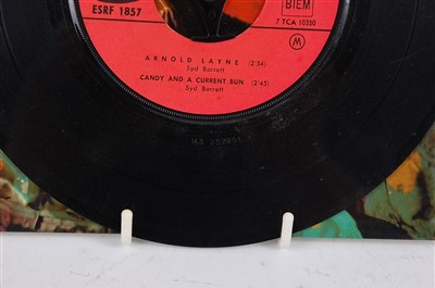 Lot 662 - The Pink Floyd, Arnold Layne / Candy and a Current Bun