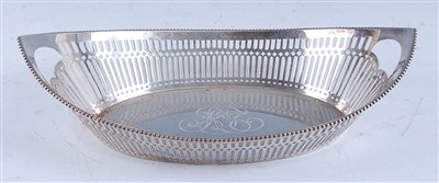 Lot 1086 - An early 20th century American sterling silver...