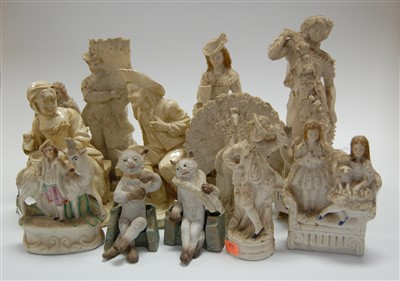 Lot 8-A collection of mainly 19th century and later...