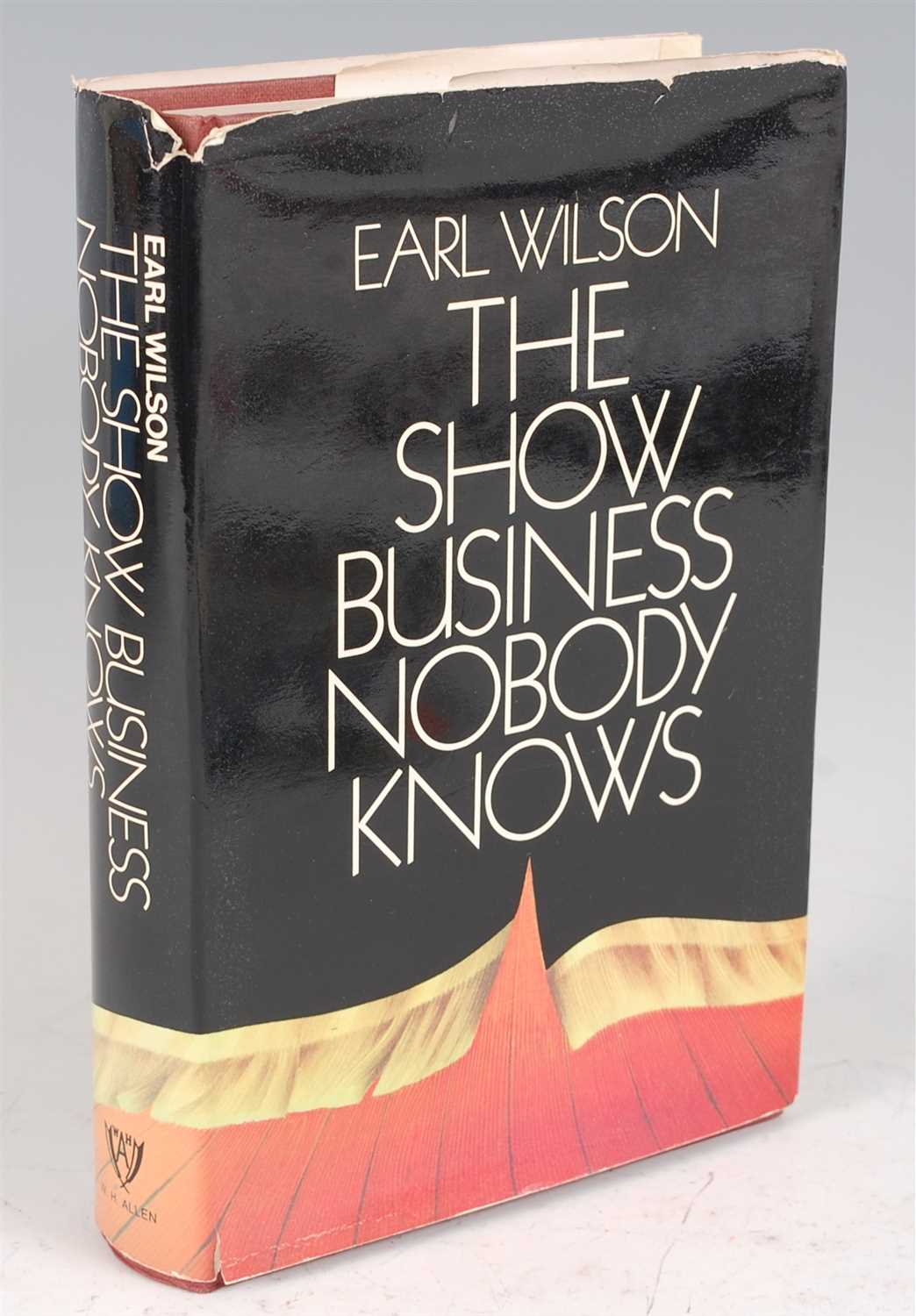 Lot 620-Earl Wilson, The Show Business Nobody Knows