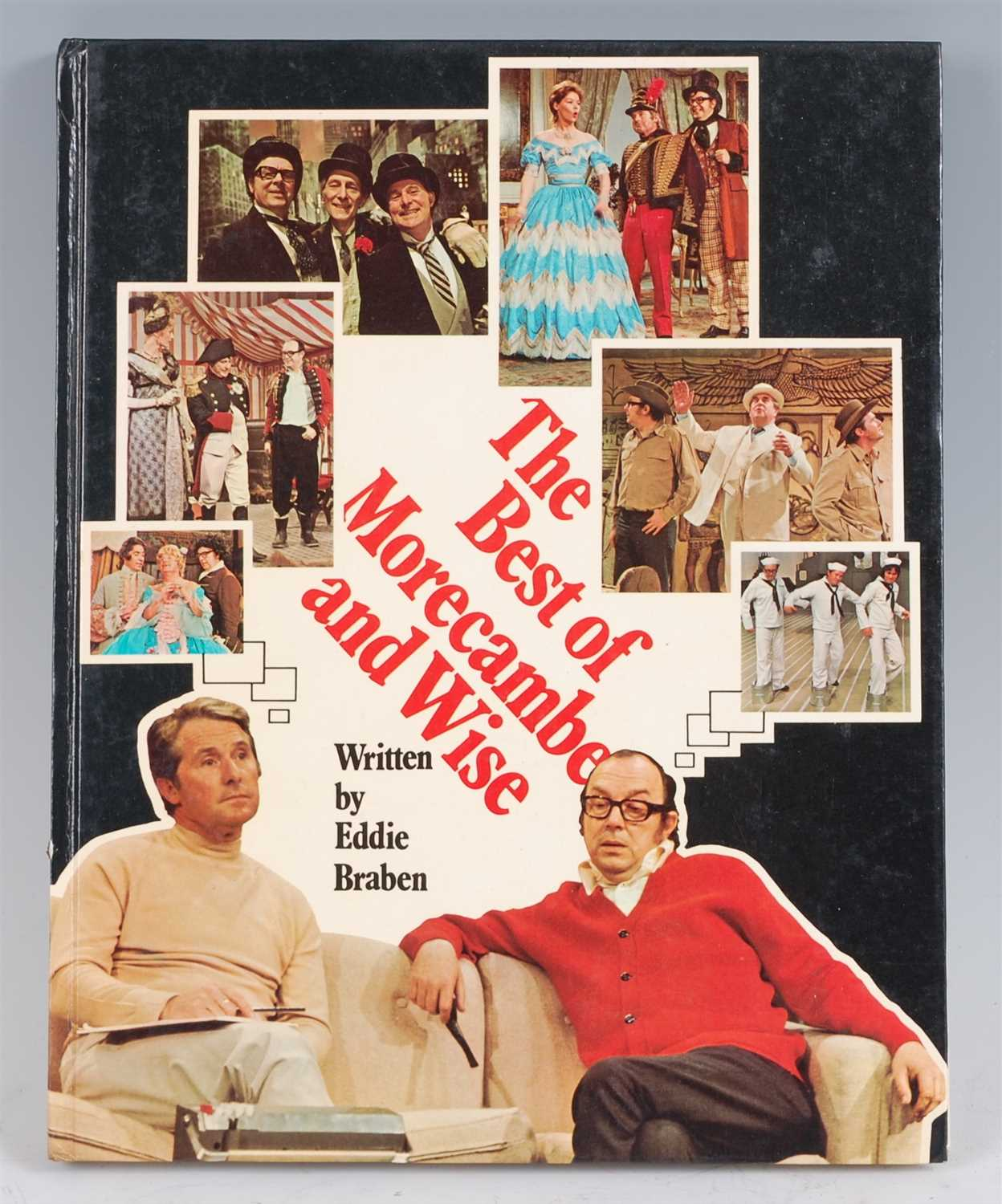 Lot 621-Eddie Braben, The Best of Morecambe and Wise