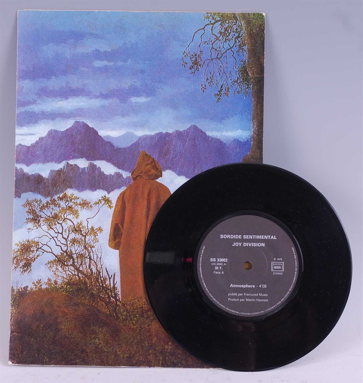 658 - Joy Division, Atmosphere / Dead Souls,