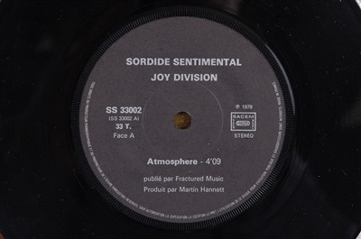 Lot 658-Joy Division, Atmosphere / Dead Souls