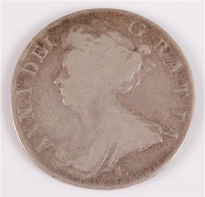 Lot 2003-Great Britain, 1707 half crown