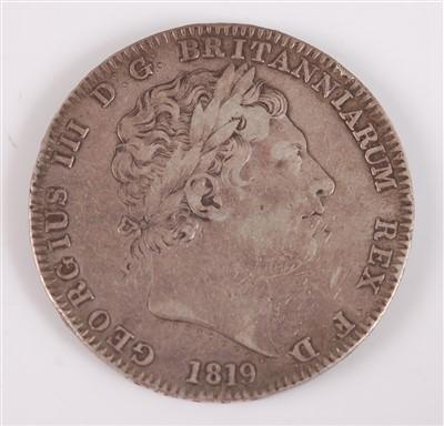 Lot 2023-Great Britain, 1819 crown