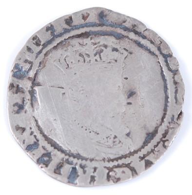 Lot 2007-England, 1606 sixpence