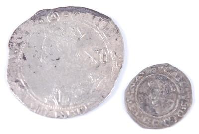 Lot 2008-England, Charles I (1625-1649) shilling