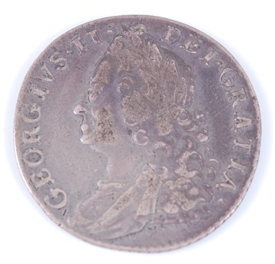 Lot 2021-Great Britain, 1750 shilling
