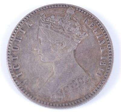 Lot 2024-Great Britain, 1849 florin