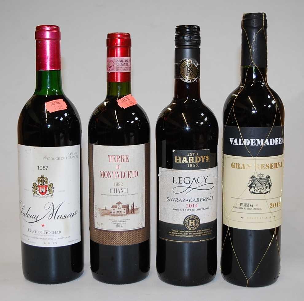 Lot 1003-Château Musare, 1987, Lebanon, one bottle;...