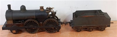 "Lot 33-A 3½"" gauge live steam Great Eastern Railway..."