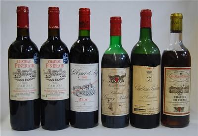 Lot 1027-Château Baleau, 1964, St Emilion, one bottle...