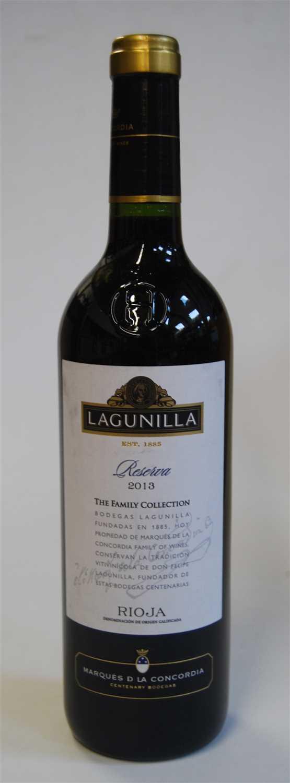 Lot 1028-Marques de la Concordia Lagunilla Reserva,...
