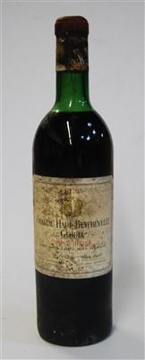 Lot 1039-Château Haut-Beychevalle Gloria, 1971, St...