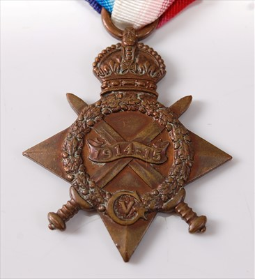 Lot 13-A WW I 1914-15 Star
