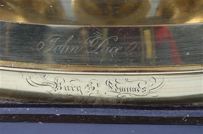 Lot 2445-John Pace of Bury St Edmunds - a rare...