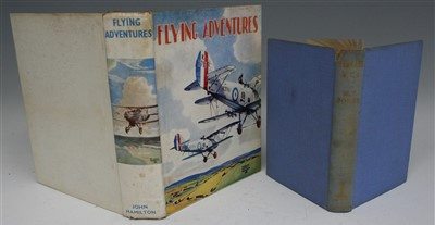 Lot 2007-JOHNS, W.E. The Air VC's. John Hamilton, London,...