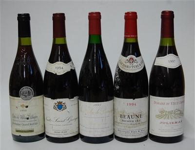 Lot 1066-Bouchard Pere et Fils, 1994, Beaune Premier...