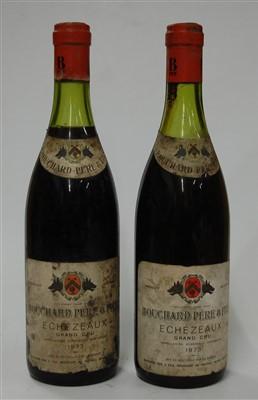 Lot 1072-Echezeaux Grand Cru, 1973, Bouchard Pére et...