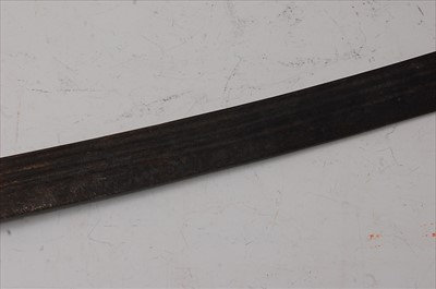 Lot 3-A British 1827 pattern sword