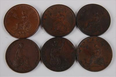 Lot 4-Great Britain, 1799 half penny