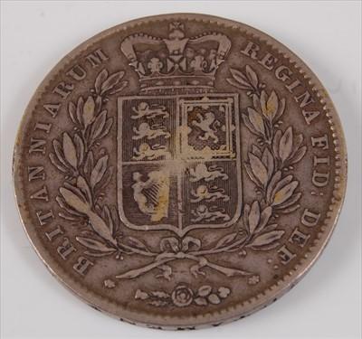 Lot 8-Great Britain, 1844 crown