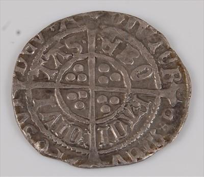 Lot 18-England, Henry VII (1485-1509)
