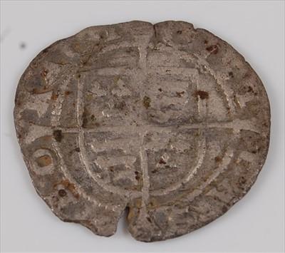 Lot 19-England, Henry VIII (1509-1547) silver half groat