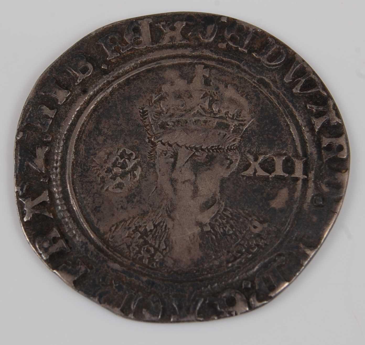 Lot 20-England, Edward VI (1547-1553)