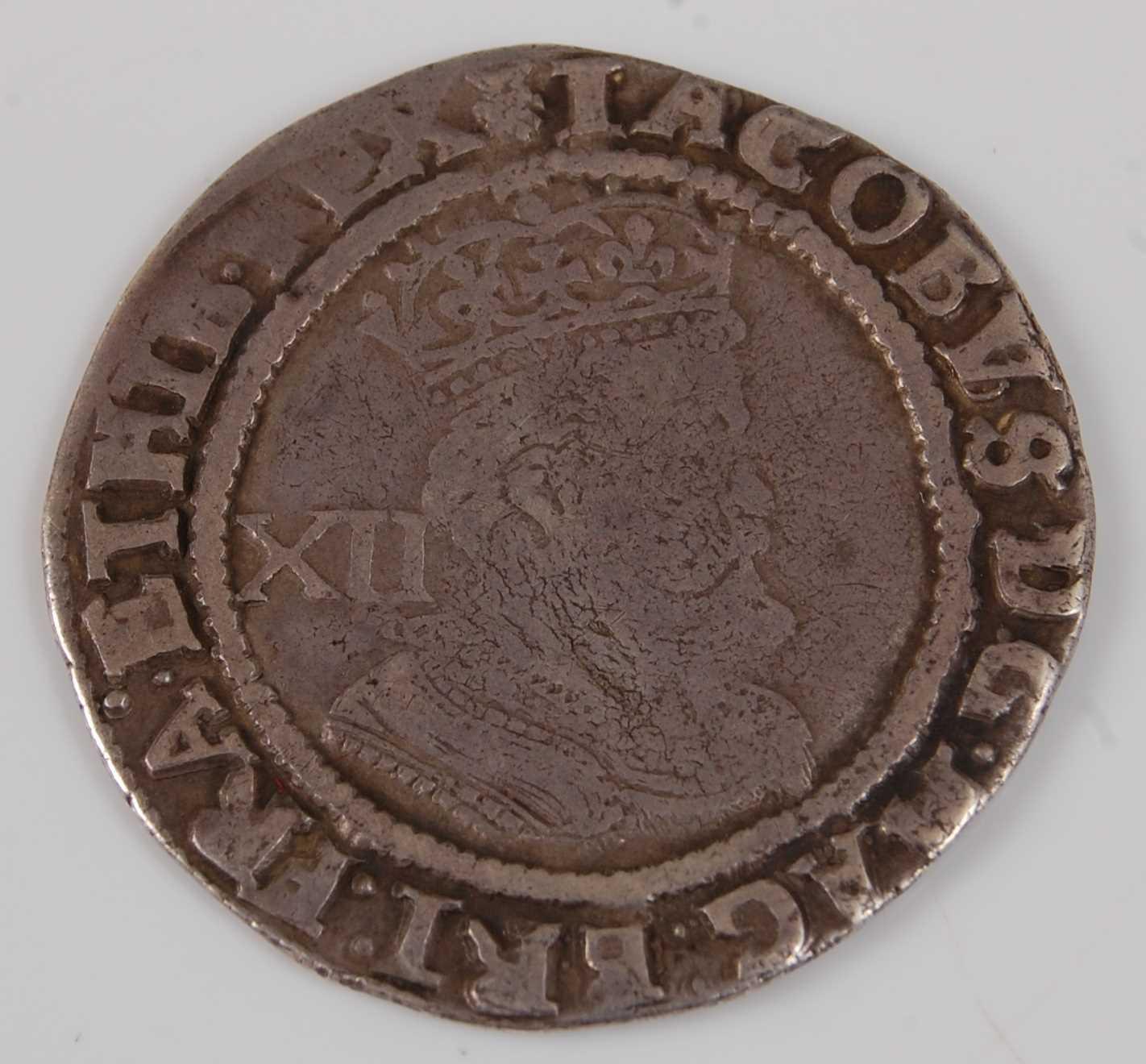 Lot 24-England, James I (1603-1625)